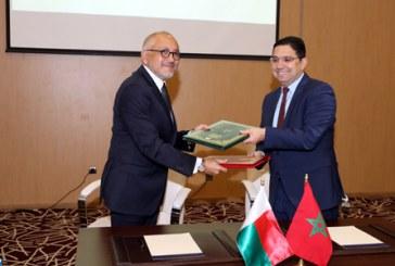 Maroc-Madagascar: Signature de plusieurs accords de coopération