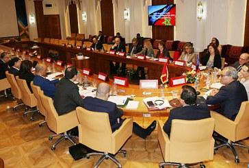Ouverture de la 10-è Réunion annuelle de la Commission parlementaire mixte Maroc-UE