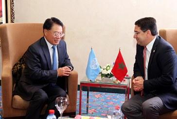 Le Directeur général de l'ONUDI salue le processus d'industrialisation en cours au Maroc