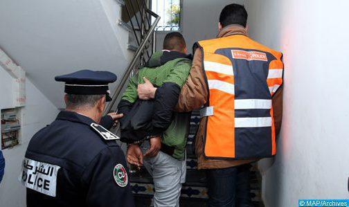 Arrestation à Marrakech d'une personne en possession de plus de 24 kg de chira