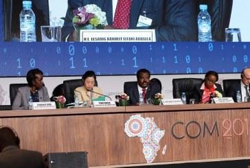 Ouverture à Marrakech des sessions ministérielles de la COM2019