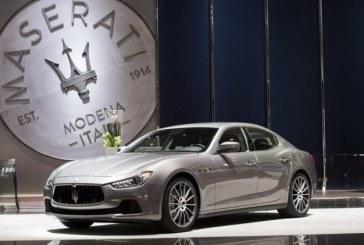 Maserati présent à la 89ème édition du geneva international motor show