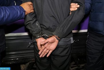 Meknès: Arrestation d'un individu soupçonné d'avoir commis un triple homicide familial