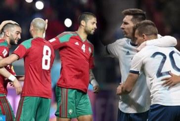 Match amical Maroc/Argentine: Messi officiellement absent à cause d'une blessure