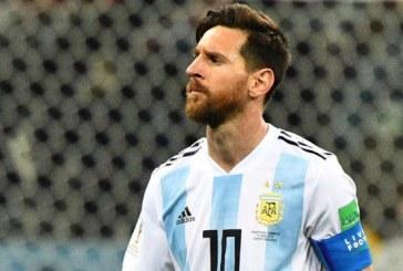 Messi jouera contre le Maroc