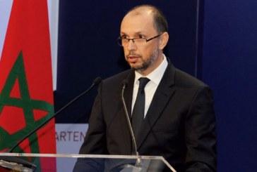 Mohcine Jazouli participe à la 7ème édition de l'Africa Ceo Forum
