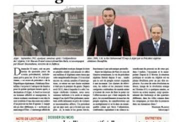 Le numéro 33 de Maroc diplomatique est dans les kiosques