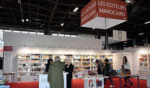 Salon international du livre de Paris : une dizaine d'éditeurs marocains présentent leurs dernières sorties littéraires