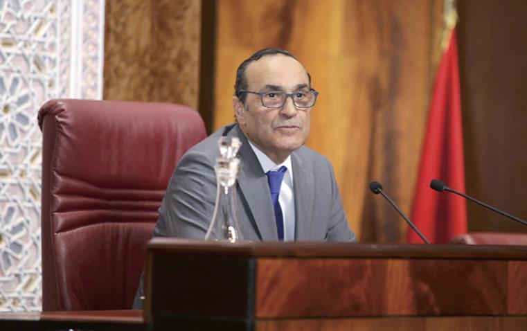El Malki élu président de l'Union parlementaire des États membres de l'OCI