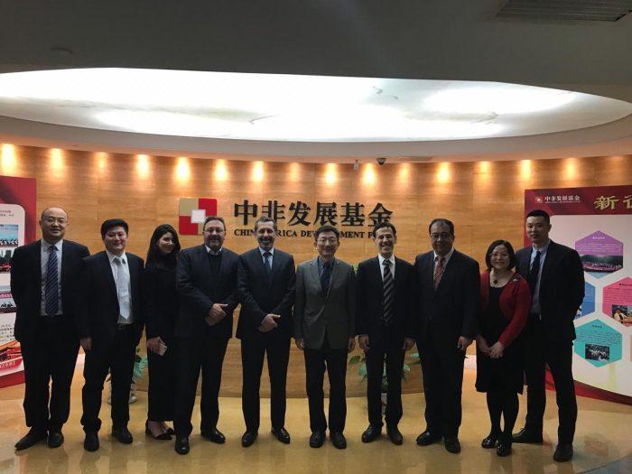 Visite de travail en Chine du Vice-président Général de la CGEM