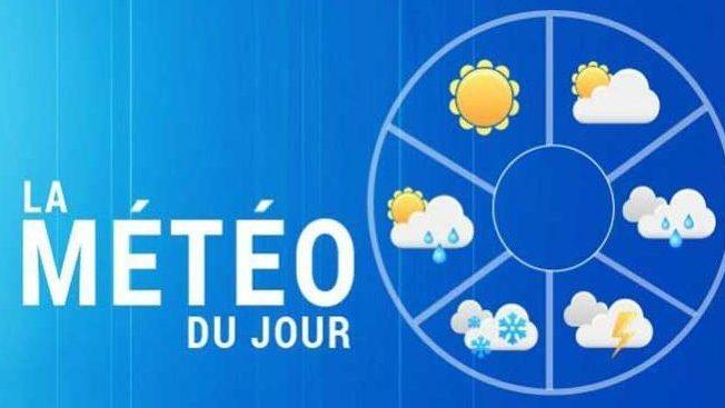 Prévisions météorologiques pour la journée du lundi 04 mars 2019