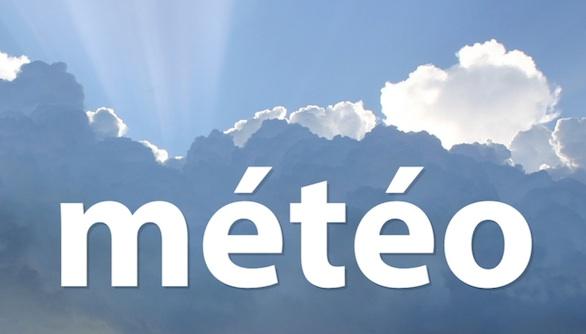 Prévisions météorologiques pour la journée du mercredi 13 mars et la nuit suivante