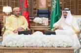 SM le Roi Mohammed VI converse au téléphone avec le Roi Salmane