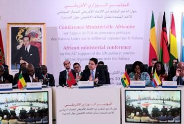 Sahara marocain: la conférence de Marrakech réaffirme l'exclusivité de l'ONU