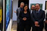 "Rabat : Vernissage de l'exposition ""Massar"" de l'artiste Saida El Kiyale"