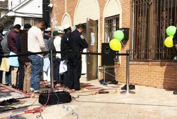 New York renforce la présence policière autour des mosquées et lieux de culte musulmans