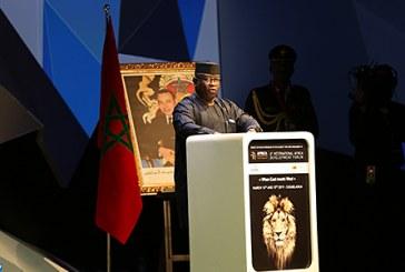 Sierra Leone salue le leadership de SM le Roi en faveur du développement de l'Afrique