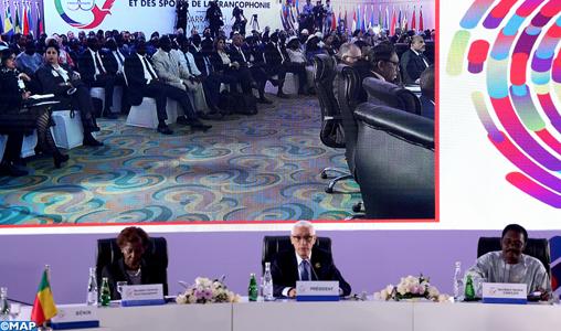 Marrakech: Talbi Alami désigné président de la CONFEJES