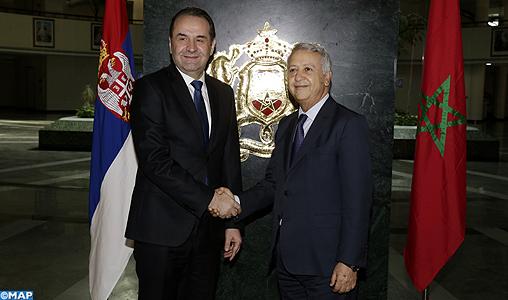 Tourisme: Le Maroc et la Serbie veulent raffermir davantage la coopération bilatérale