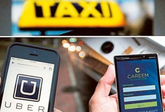 Uber cherche à racheter Careem dans le cadre d'un contrat de 3 milliards de dollars