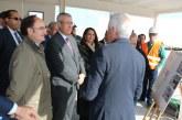 Une délégation marocaine visite le chantier du nouveau site d'accueil de l'Opération Marhaba au port d'Algésiras