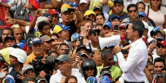 Maduro expulse l'ambassadeur d'Allemagne pour