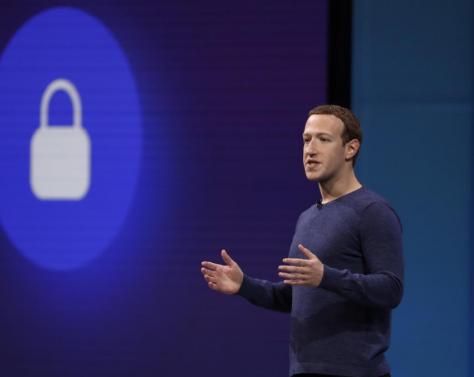 Facebook messagerie-logo-sécurité