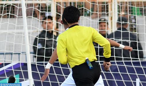 Botola : Cinq arbitres suspendus pour décisions inappropriées