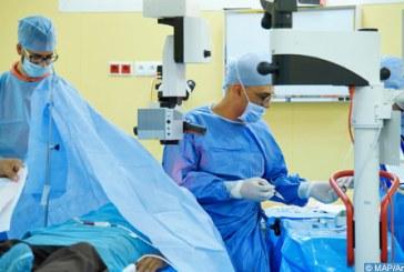 Plus de 400 campagnes médicales pour réduire le délai des rendez-vous chirurgicaux