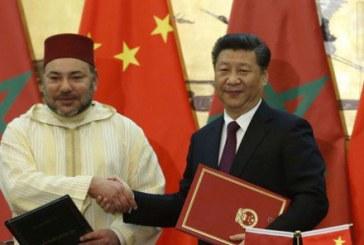 Les relations sino-marocaines connaissent un développement considérable dans différents domaines de coopération
