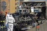 Italie: carnage de collégiens pris en otage par leur chauffeur, évité de justesse