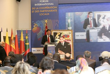 Ouverture du Forum international de la coopération et des partenariats locaux