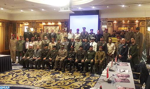 Coup d'envoi à Amman de la 34è assemblée générale de l'Union arabe des sports militaires