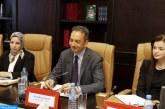 """La coopération entre la Chambre des Conseillers et la WFD constitue un partenariat """"modèle"""""""