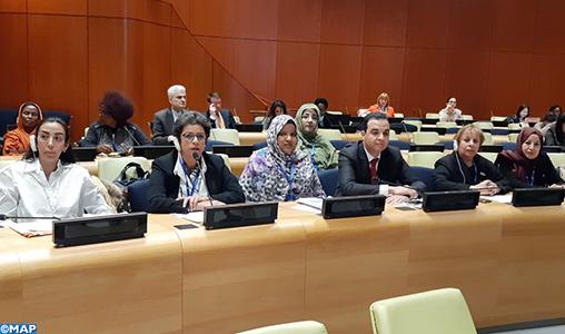 ONU: des députés participent à la 63ème session de la Commission de la condition de la femme