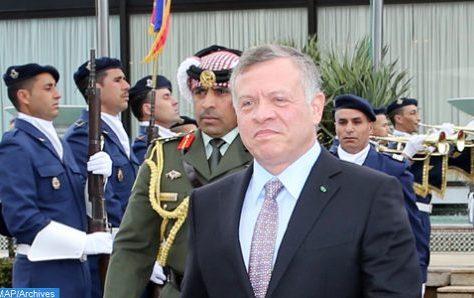 le Roi Abdallah II
