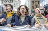 Mobilisation en Belgique pour réclamer l'adoption d'une loi sur le climat