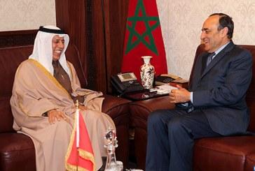 Les moyens de promouvoir la coopération bilatérale au centre d'entretiens maroco-qataris