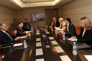 Casablanca: Mezouar rencontre l'ancien Premier ministre belge