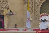 [VIDÉO]. Discours de SM le Roi en quatre langues à l'occasion de la visite du Pape François au Maroc