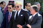 Le Roi de Jordanie arrive demain au Maroc