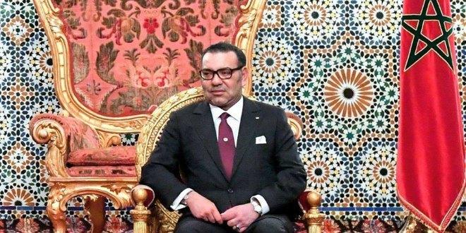 """SM le Roi au Forum Crans Montana : """" Ce siècle doit être le siècle de l'Afrique."""""""