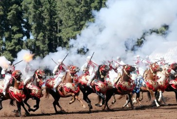 """La """"Tbourida"""" candidate à la liste du patrimoine culturel immatériel de l'UNESCO"""