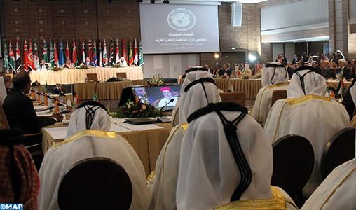 Lutte contre le terrorisme: Les ministres arabes de l'Intérieur et de la Justice en conclave à Tunis
