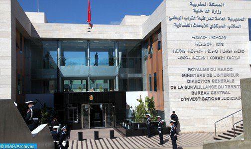 Démantèlement d'une cellule terroriste de 6 éléments à Sidi Bennour, El Jadida, Mohammedia et Marrakech