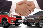 Toyota et Suzuki renforcent leur partenariat pour les voitures électriques