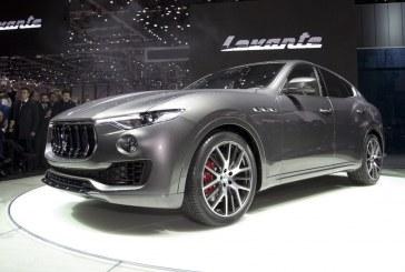 Maserati au Salon de l'Auto de Shanghai 2019