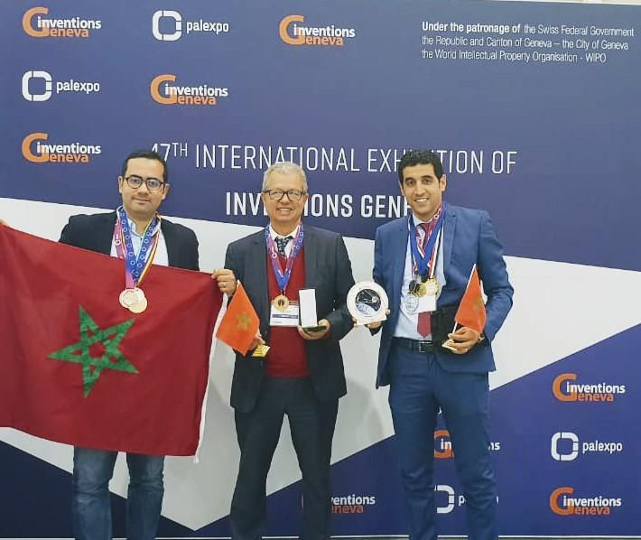 Le Maroc décroche deux médailles d'or et une dizaine de prix au Salon international des inventions de Genève
