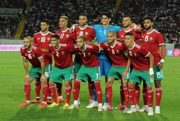 CAN 2019 : Le Maroc dans le groupe D, aux côtés de la Côte d'Ivoire, de l'Afrique du Sud et de la Namibie