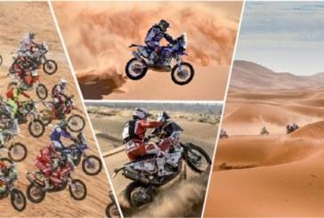 10ème édition de l'Afriquia Merzouga Rally débutera lundi 1er avril